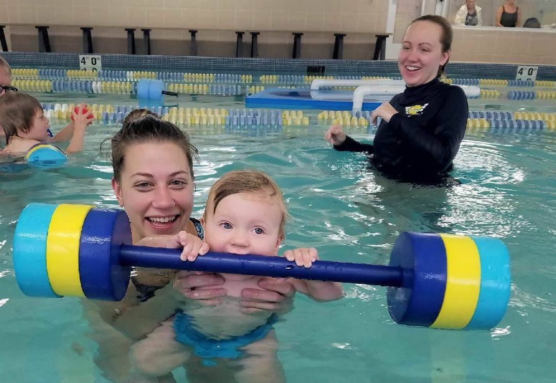 Baby Swimming Lessons: 4 questions from a new Backfloat Baby mom