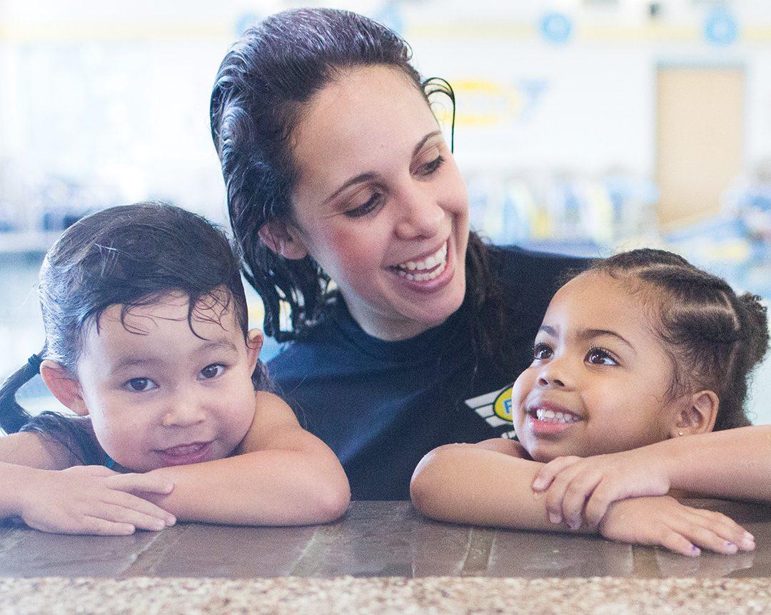 6 Benefits Of Group Activities For Kids Foss Swim School Foss