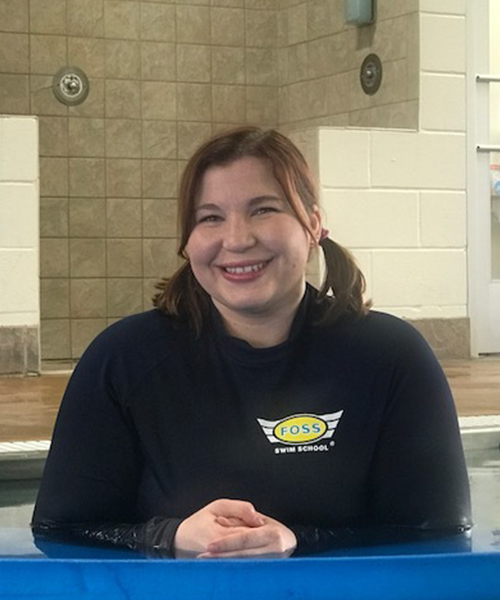 Laura Lindsay - Office Manager at FOSS Swim School