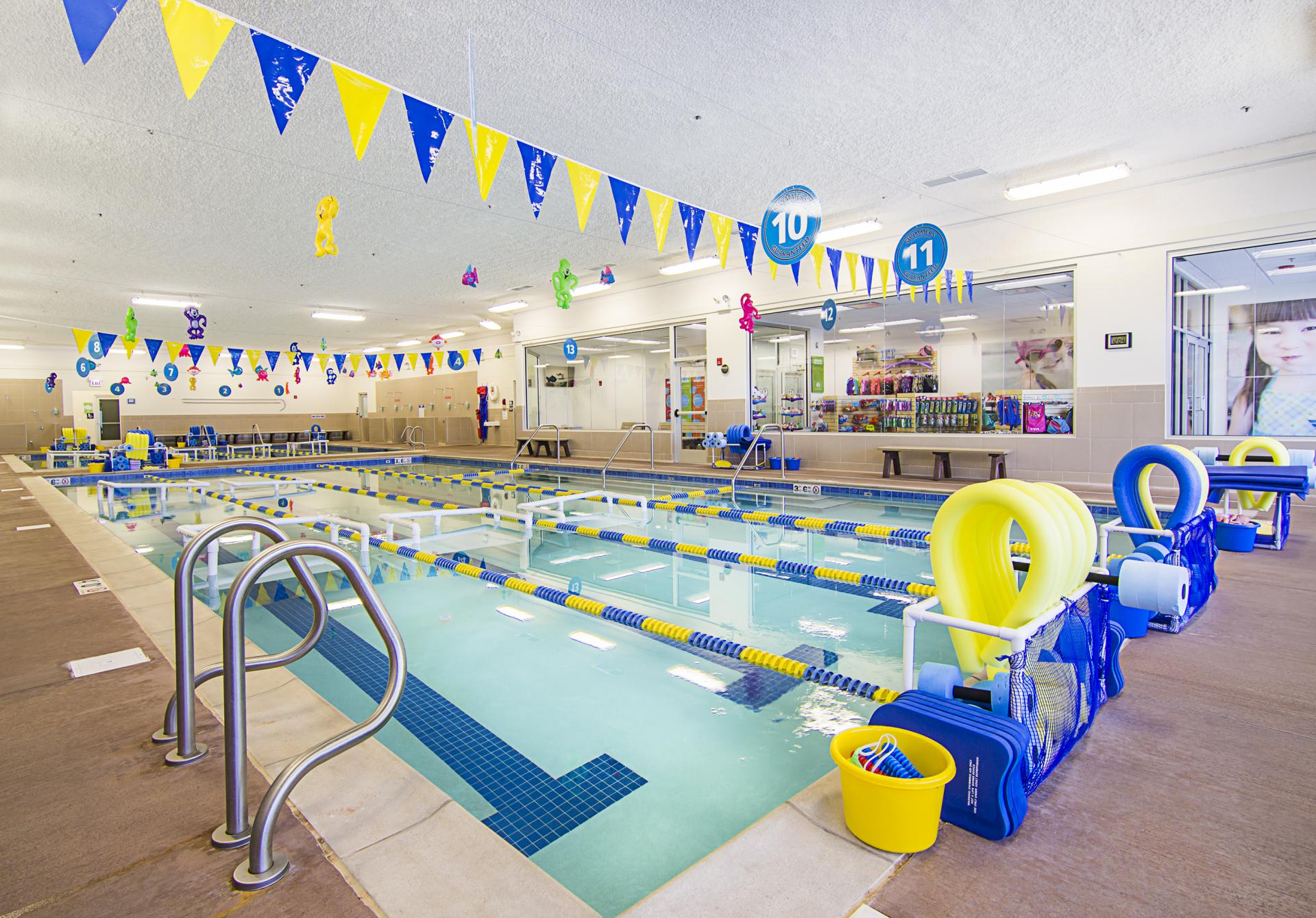 Foss Swim School Swimming Lessons In Chicago Lakeview
